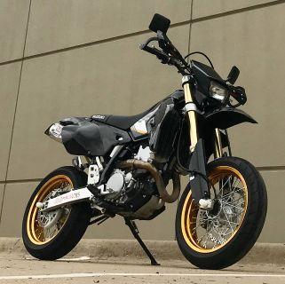2015 Suzuki DR-Z400SM Street / Supermoto Motorcycles Plano, TX