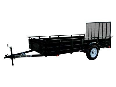 2018 Carry-On Trailers 6X12SSG Utility Kansas City, KS