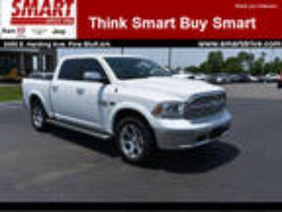 2018 RAM 1500 White
