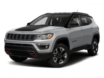 2018 Jeep Compass Trailhawk (Laser Blue Pearlcoat)