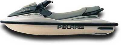 1999 Polaris Genesis PWC 2 Seater South Haven, MI