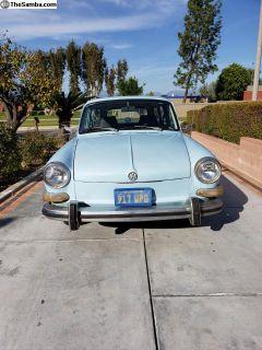 1971 Squareback Type 3
