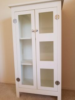 Accent Wood Cabinet