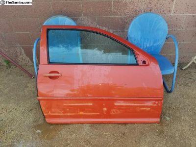 2000 vw gti doors from a 2 door car