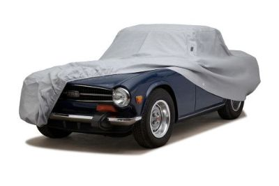 Purchase COVERCRAFT custom made NOAH all-weather CAR COVER; fits 1974-1976 Triumph TR-6 motorcycle in Pauls Valley, Oklahoma, United States, for US $198.00