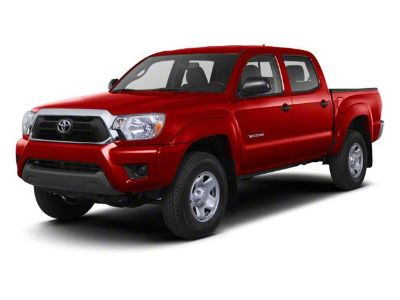 2012 Toyota Tacoma PreRunner (Not Given)
