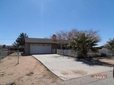 3 Bed 2 Bath Foreclosure Property in California City, CA 93505 - Ironwood Ave