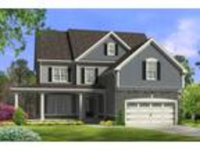 The Edenton by Royal Oaks Homes: Plan to be Built