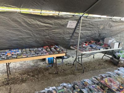 Diecast cars $1 today at garage sale