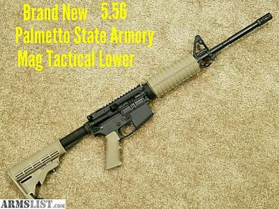 For Sale/Trade: Palmetto/Mag Tactical AR-15