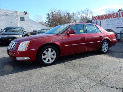 2006 Cadillac DTS Luxury I (Crimson Pearl)