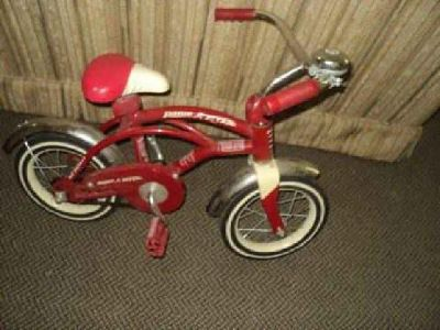$50 Radio Flyer Collectible Tricycle