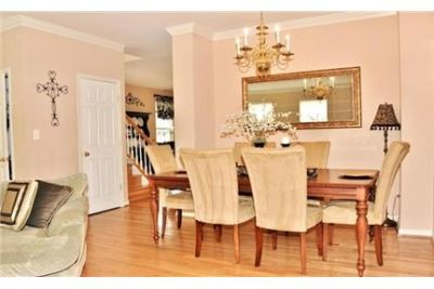 House for rent in Alexandria. 2 Car Garage!