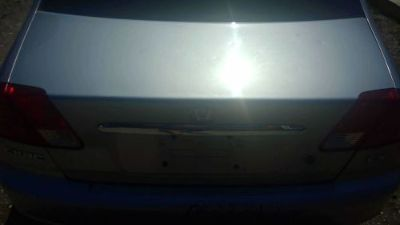 Sell TRUNK LID/LIFT GATE SEDAN SILVER HONDA CIVIC 01 02 03 04 05 # SC201 motorcycle in East Freetown, Massachusetts, United States, for US $80.00