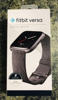 Fitbit Versa - Special Edition!