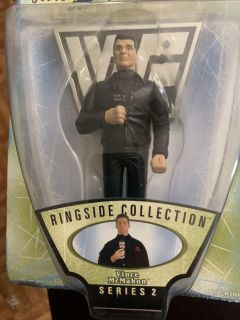 WWF series 2 ringside collection