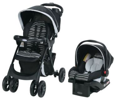 Used Stroller/car seat/base combo