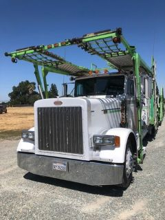 2000 Peterbilt 379EXHD 6 Car Stacker