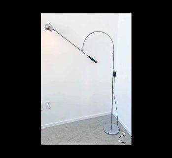 Robert Sonneman Floor Lamp Mid Century Modern