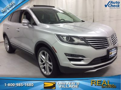 2015 Lincoln MKC Base (Ingot Silver Metallic)