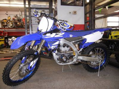 2016 Yamaha YZ250F Motocross Off Road Laurel, MD