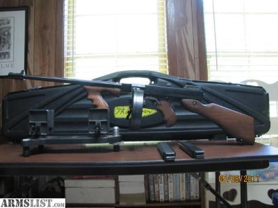 For Sale: TOMMY GUN