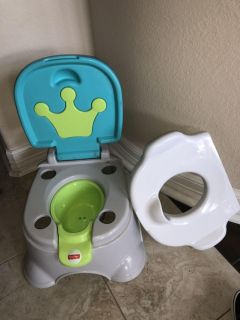 Fisher Price Potty Training Chair
