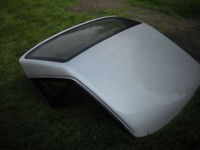 Sell Cadillac Allante Convertible Removable HardTop Hard Top 87 88 89 90 silver red motorcycle in Carbondale, Pennsylvania, United States, for US $600.00