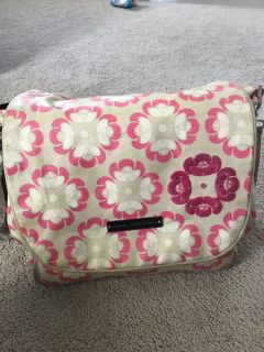 Petunia Pickle Bottom backpack diaper bag