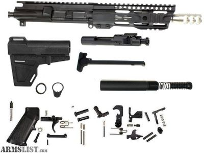 For Sale: ar15 assemble 7.5 complete pistol kit