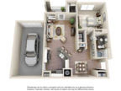 Carrington Place Luxury Apartments - A1 (Avail w & w/out Garage)