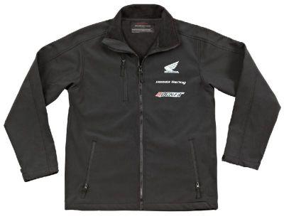 Find Joe Rocket Mens Honda Soft Shell Fleece 3XL Sweater Jacket XXXL motorcycle in Ashton, Illinois, US, for US $76.49