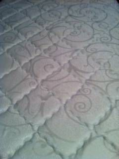 Like New Full Size Mattress and Box Spring Set