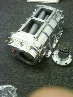 New 671 blower & Manifold
