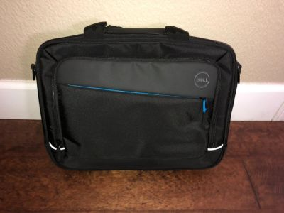 NEW Dell Nylon Laptop Briefcase