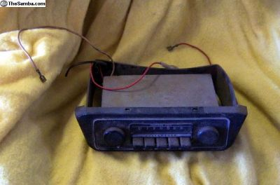 Sapphire XVIII Radio, Works