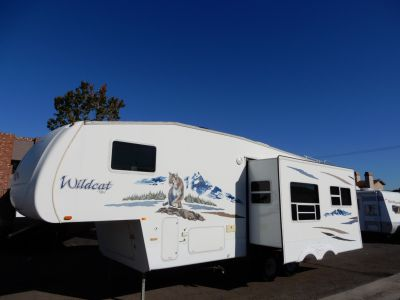 2007 Forest River Wildcat 27RL