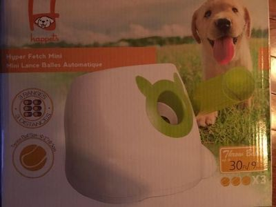Automatic Dog Ball Launcher: New