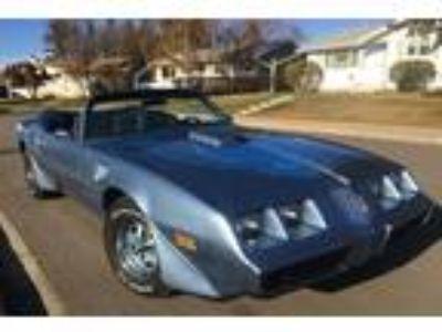 1981 Pontiac Trans Am WS4 Trans Am