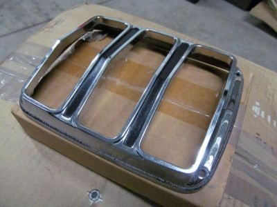 Buy 1965 1966 Ford Mustang Tail Lamp Bezel? USED motorcycle in Norwalk, Ohio, US, for US $17.00