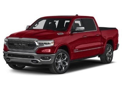 2019 RAM 1500 LARAMIE CREW CAB 4X2 (FLAME RED CLEARCOAT)