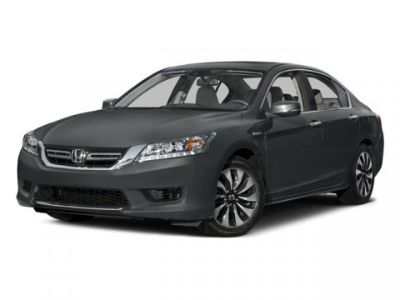 2015 Honda Accord Hybrid Touring (Blue)
