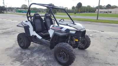 2016 POLARIS RZR S 900 (White)