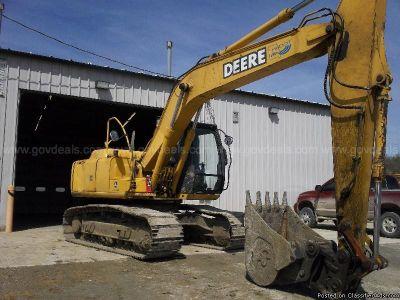 2007 John Deere 160CLC Excavator