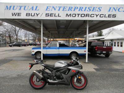 2018 Suzuki GSX-R600 Supersport Motorcycles Springfield, MA