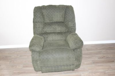 plush recliner, works great!