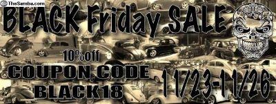 Airkewld's Black Friday Sale start Friday!