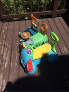 Kids' Ride-on or Push Toys