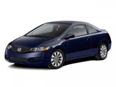2010 Honda Civic EX (BLACK)