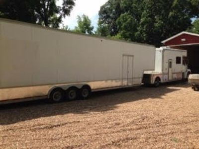 2000 Sterling Totorhome Truck Conversion and  United Expressline Inc Model Xtreme Trailer